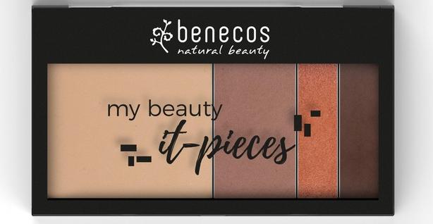 Benecos It Pieces Refillable Makeup Palette Freaking Hot