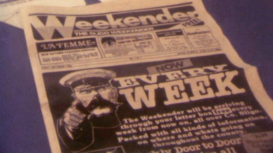 The Weekender, Sligo (1984)