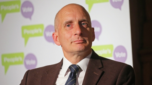 Lord Adonis believes the remain side would win a second Brexit referendum