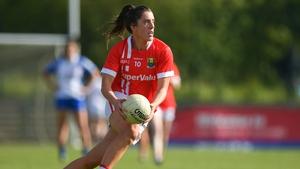 Cork's Ciara O'Sullivan