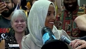 Ihlan Omar welcomed home by supporters in Minnesota