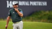 Graeme McDowell is first of the remaining Irish duo in Portrush on Moving Day