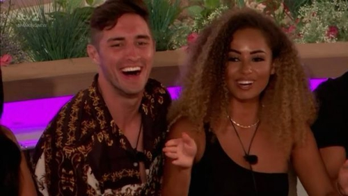 Greg and Amber are the Love Island winners
