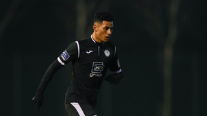 Mikey Place's penalty gave Finn Harps their first away win of the season