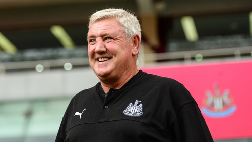 Bruce guided Newcastle to their first victory since taking over the Magpies