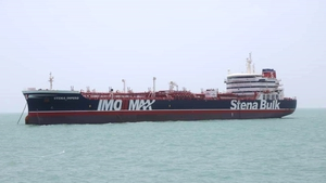 British-flagged Stena Impero was seized by Iranian Revolutionary guards on Thursday