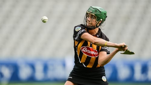 Kilkenny's Denise Gaule hit four points in their win over Limerick
