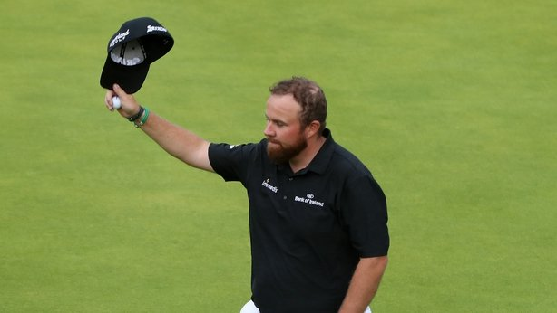 Twitter reacts to Shane Lowry's record breaking round at The Open Championship