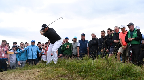 Westwood - 'Shane's in the lead, he's in a big lead, but no lead is big enough when the weather gets bad on a links course'