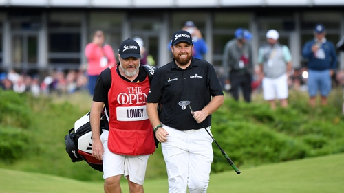 'It's the most incredible day I've had on the golf course'