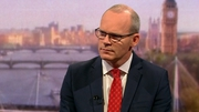 Simon Coveney said the North has more to lose from a no-deal scenario than anywhere else