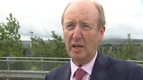 Shane Ross said a root-and-branch reform of the FAI is required