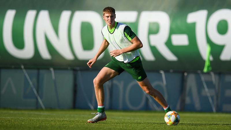 Republic of Ireland v Czech Republic - U19 Euro updates