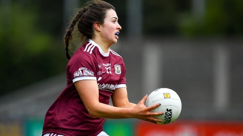 Leanne Coen was among the goals for Galway at TEG Cusack Park