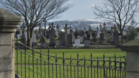 One person 'seriously injured' as car drives into crowd at Dundalk cemetery