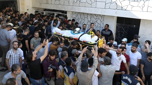 Citizen journalist among 11 civilians killed in Syria