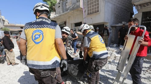 James le Mesurier, backer of Syria's White Helmets, found dead in Istanbul