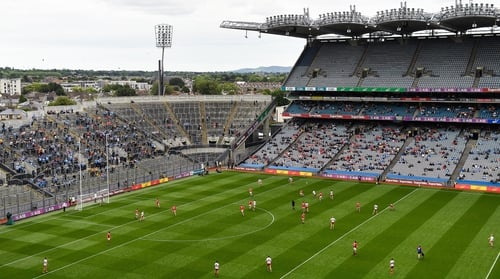 Just 36,000 fans watched Tyrone beat Cork and Dublin's win over Roscommon
