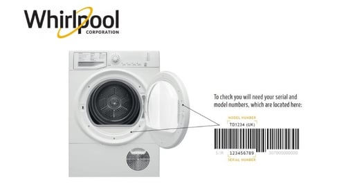 Whirlpool issue urgent recall of tumble dryers due to risk of fire