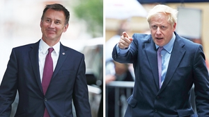 Jeremy Hunt and Boris Johnson will find out on Tuesday who will be the next Tory party leader