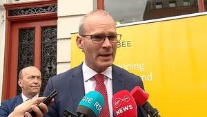 "Simon Coveney said Ireland is in a ""vulnerable and exposed position"""