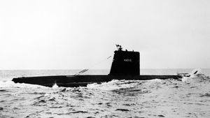 Minerve submarine was lost off France's southern coast with 52 sailors on board on 17 January 1968