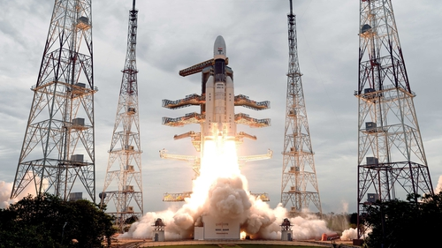 Chandrayaan-2 was launched on India's most powerful rocket, the Geosynchronous Satellite Launch Vehicle