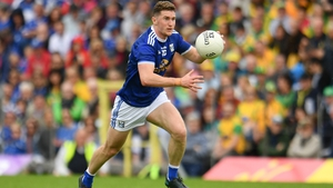 Oisin Kiernan played a pivotal role in Cavan's run to this year's Ulster final