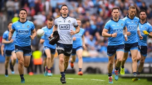 Darran O'Sullivan says Stephen Cluxton may be the only indispensable player on the Dublin team