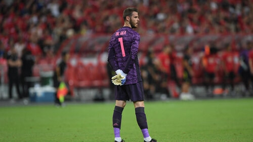 """David de Gea: """"We are Manchester United, we need to fight for trophies"""""""