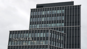 Daimler said it expects group earnings before interest and taxes to be significantly lower than last year
