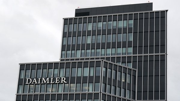 Higher vehicle prices and strong demand in China powered Daimler's recovery from the effects of the coronavirus pandemic