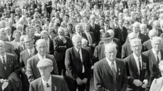 Michael Collins Commemoration at Beal na Blath (1974)