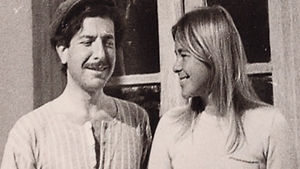 Leonard Cohen and Marianne Ihlen on Hydra (Picture Aviva Layton)