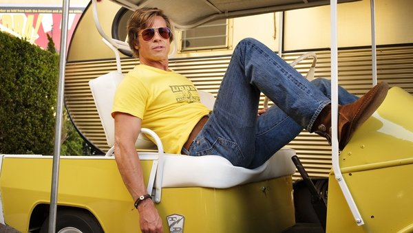 Brad Pitt plays it too cool as Cliff Booth - Once Upon a Time In Hollywood is in cinemas from August 14
