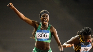 It's gold for Ireland at the Youth Olympics