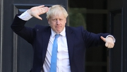 Boris Johnson will succeed Theresa May as British Prime Minister this afternoon