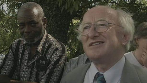 Michael D Higgins, Feakle, Co. Clare (1999)