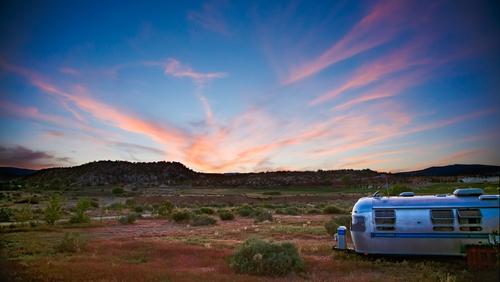 Airstream Shooting Star RV Resort. Pic: Supplied