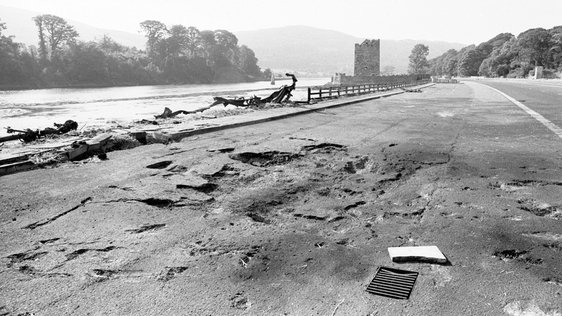 Warrenpoint Ambush 1979 - Getty Images 592311816