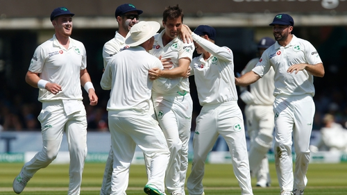 Tim Murtagh put in one of the finest Test bowling performances at Lord's