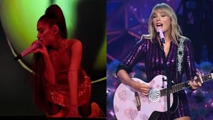 Ariana Grande and Taylor Swift - Ten nominations apiece