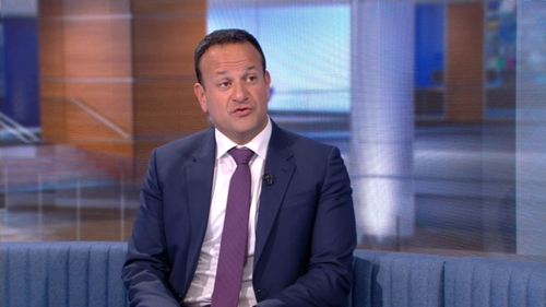Speaking on RTÉ's Six One, Mr Varadkar said what British PM wanted was clear, but was not detailed