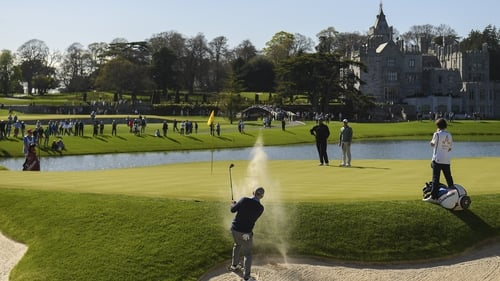 Adare hosted the Irish Open in 2007 and 2008