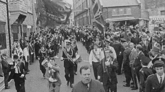 Apprentice Boys Parade.
