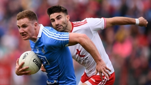 Dublin beat Tyrone in Omagh at the same stage last year