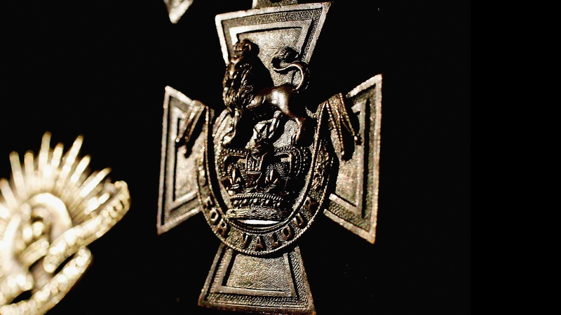 Soldier's Victoria Cross to be displayed in Dublin