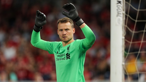 Simon Mignolet joined Liverpool in 2013