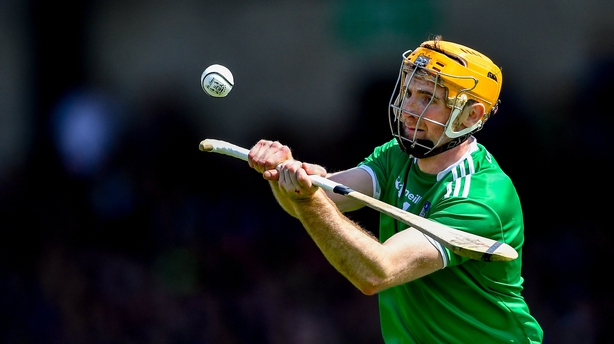 Richie English is a vital part of a strong Limerick full-back line