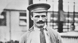 Sergeant Martin O'Meara was born in Tipperary and fought for Australia in France (Australian War Memorial)